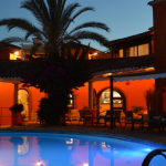 Hotel Galanias Piscina