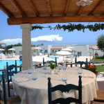 Hotel Nuraghe Arvu ristorante