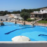 Hotel Nuraghe Arvu piscina