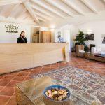 reception Resort Villas